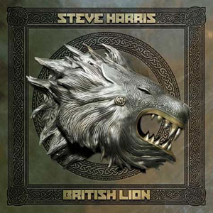 STEVE HARRIS British Lion Cd Cover (c)PR
