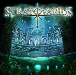 STRATOVARIOUS Eternal CD Cover (c)PR
