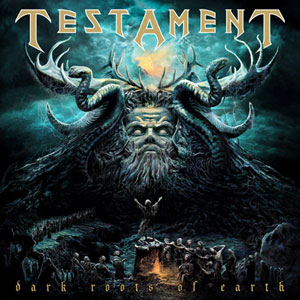 TESTAMENT Dark Roots of Earth CD Cover (c)PR