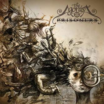 THE AGONIST Prisenors CD Cover (c)PR