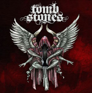 TOMBSTONES Soulseller CD Cover (c)PR