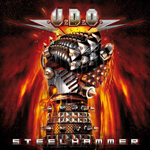 UDO Steelhammer Cd Cover (C)PR