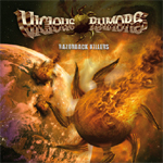 VICIOUS RUMORS Razorback Killers CD Cover (c)PR
