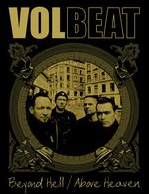 VOLBEAT Beyond heaven Aboce Hell CD Cover (c)PR