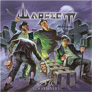 WARFECT Scavengers Cd Cover (c)PR