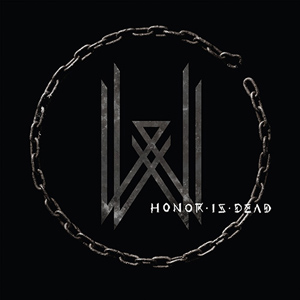 WOVENWAR Honour is dead CD Cover (c)PR
