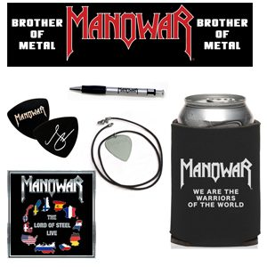 vampster verlost ein MANOWAR-Fan-Package!