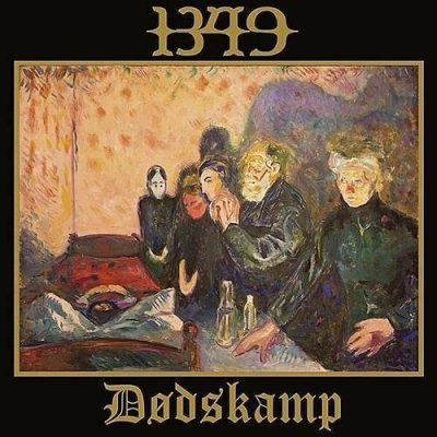 "1349: Edvard Munch Interpretation ""Dødskamp"" als Single"