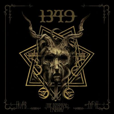 "1349: Video-Clip vom neuen Album ""The Infernal Pathway"""