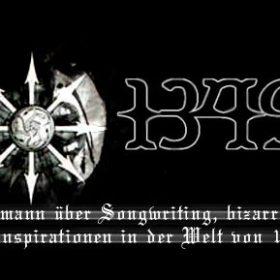 1349: Seidemann über Songwriting, bizarre Titel und Inspirationen in der Welt von 1349