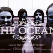 """""""Pelagial Tour 2014"""" mit THE OCEAN, DER WEG EINER FREIHEIT und EARTHSHIP am 21.02.2104 im Conne Island, Leipzig [Tourauftakt]"""