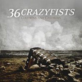 36 CRAZYFISTS: neues Album ´Collisions And Castaways´ online anhören