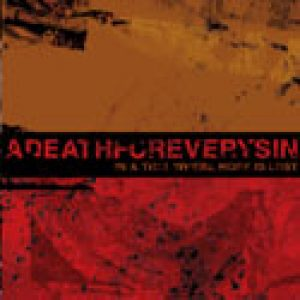 A DEATH FOR EVERY SIN: In a Time where Hope is Lost