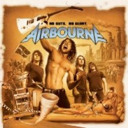 AIRBOURNE: No Guts, No Glory