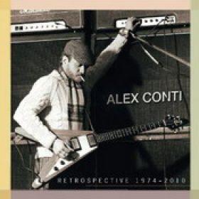 ALEX CONTI: Retrospective 1974-2010 [3-CD Box-Set]