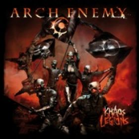 ARCH ENEMY: neues Album ´Khaos Legeions´. Videos aus dem Studio