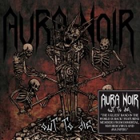 AURA NOIR: Out To Die