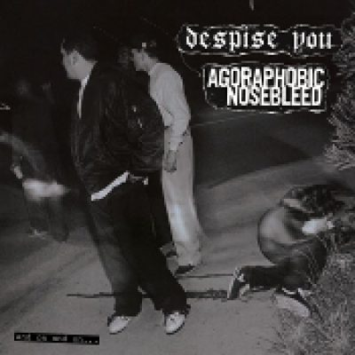 DESPISE YOU / AGORAPHOBIC NOSEBLEED: And On And On… [Split]