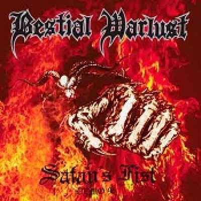 BESTIAL WARLUST: Satans Fist (Demo 1996)