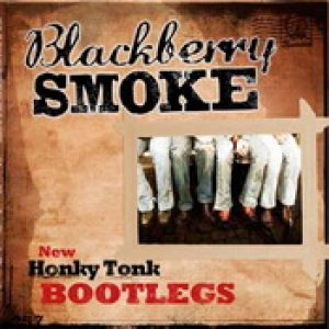 BLACKBERRY SMOKE: New honky tonk bootlegs [Eigenproduktion]
