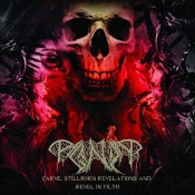 PAGANIZER: CARVE: Stillborn Revelations / Revel In Human Filth