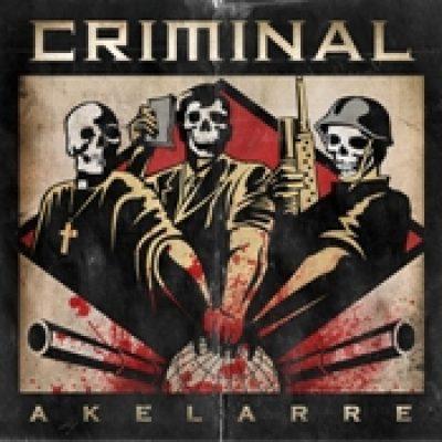 """CRIMINAL: neues Album """"Akelarre"""""""