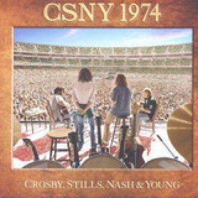 CROSBY, STILLS, NASH & YOUNG: CSNY 1974 [3CD/1DVD]