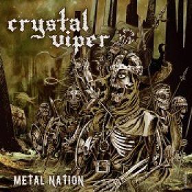 CRYSTAL VIPER:  Metal Nation [Re-Release]
