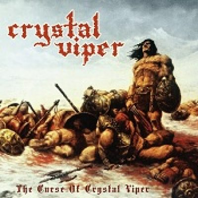 CRYSTAL VIPER: The Curse Of Crystal Viper [Re-Release]