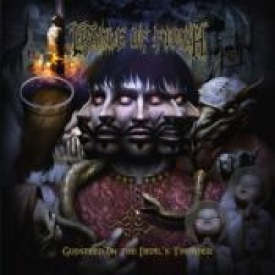 CRADLE OF FILTH: Godspeed On The Devil´s Thunder