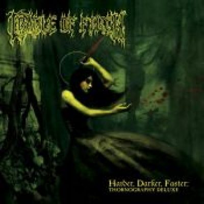 CRADLE OF FILTH: neuer Song ´Devil To The Metal´ online