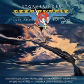 DEEP PURPLE: Stormbringer – 35th Anniversary