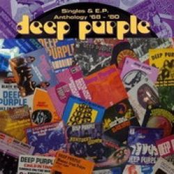 DEEP PURPLE: Singles, EPs Anthology 68-80 [Doppel-CD]