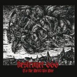 DESTRÖYER 666: To The Devil His Due