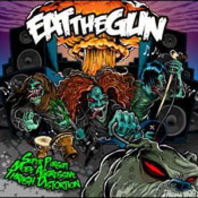 EAT THE GUN: Super Pursuit Mode Aggressive Thrash Distortion