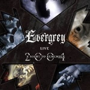 EVERGREY: A Night To Remember (2-CD)