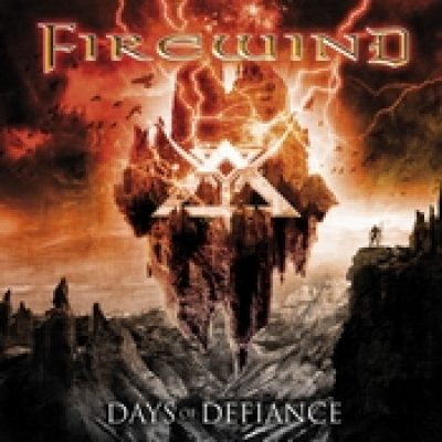 FIREWIND: Song vom Album ´Days Of Defiance´ als Download
