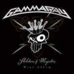 GAMMA RAY: Skeletons & Majesties [Mini-Album]