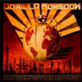 GORILLA MONSOON: Extermination hammer
