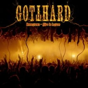GOTTHARD: Homegrown – Alive In Lugano
