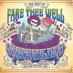 GRATEFUL DEAD: The Best Of Fare Thee Well [2CD]