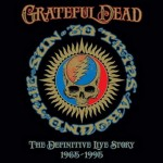 THE GRATEFUL DEAD: Thirty Trips Around The Sun: The Definitive Live Story 1965-1995 [4CD]