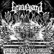 GRAVEYARD: The Altar Of Sculpted Skulls