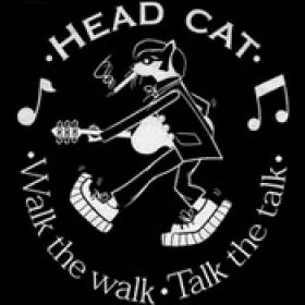 HEAD CAT: Walk The Walk…Talk The Talk