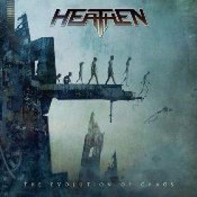 HEATHEN: neues Album ´The Evolution Of Chaos´ komplett als Stream