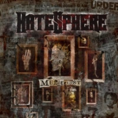 "HATESPHERE: Video zu ""Pandora´s Hell"""