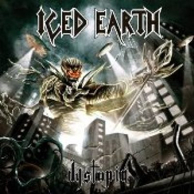 ICED EARTH: Making-of von ´Dystopia´