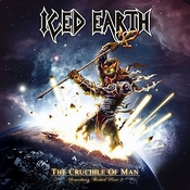 ICED EARTH: The Crucible Of Man (Something Wicked Part II)