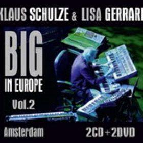 KLAUS SCHULZE & LISA GERRARD: Big In Europe – Vol. 2 Amsterdam [2CD/2DVD]