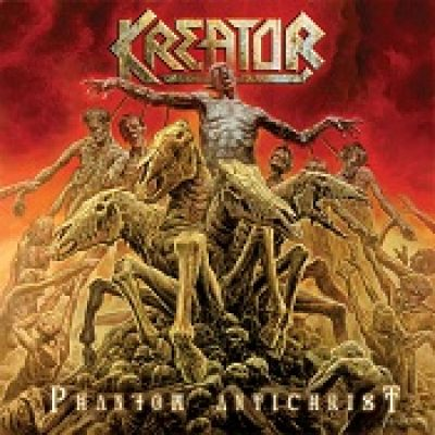 KREATOR: verraten Albumtitel, Single ´Phantom Antichrist´